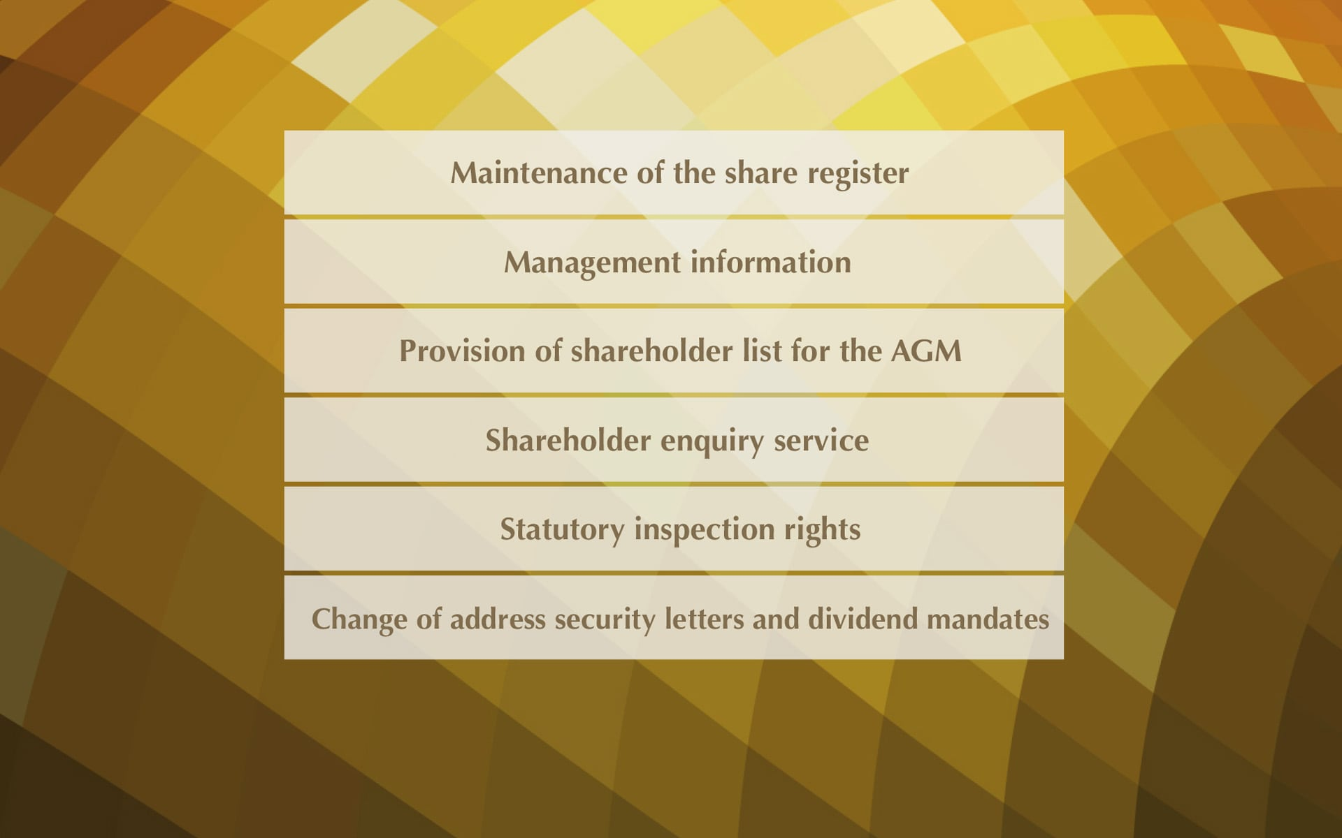 Issuer Services   London Stock Exchange