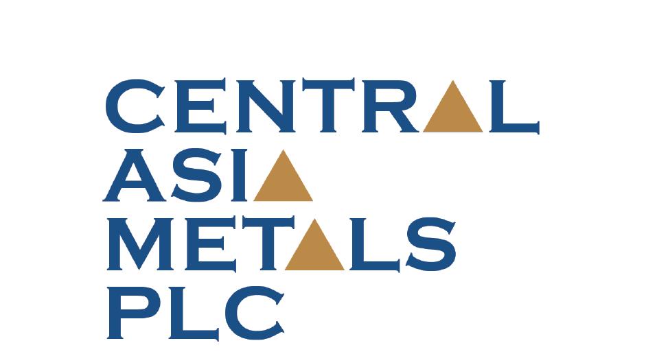 Central Asia Metals PLC Logo