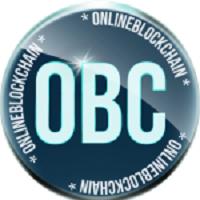 Online Blockchain Plc Logo