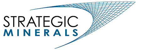 STRATEGIC MINERALS PLC Logo