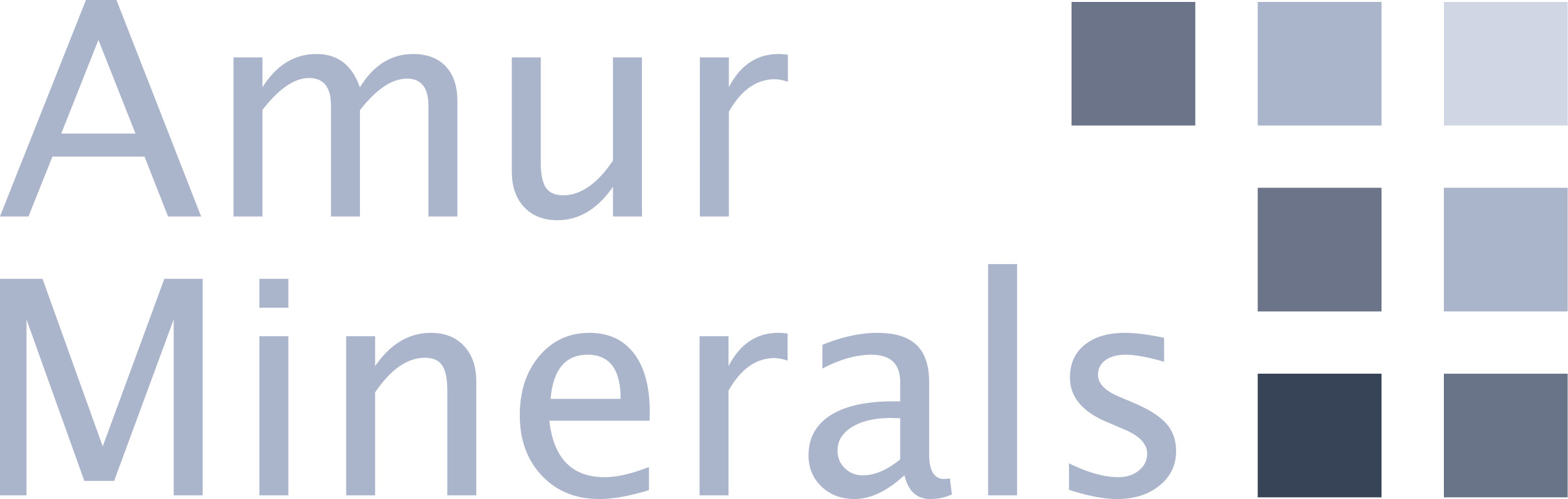 AMUR MINERALS CORPORATION Logo