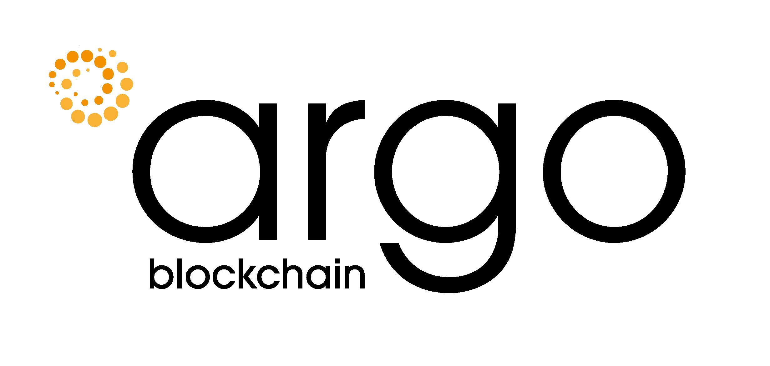 ARGO BLOCKCHAIN PLC Logo