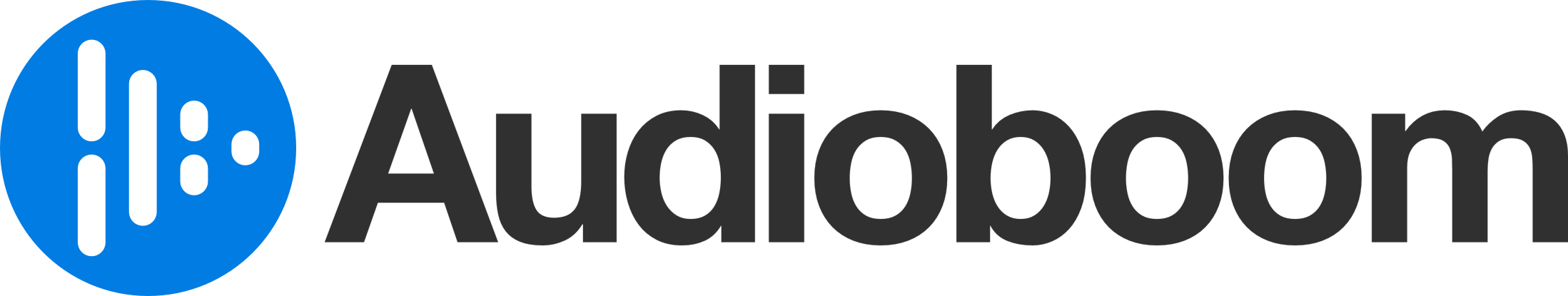 AUDIOBOOM GROUP PLC Logo