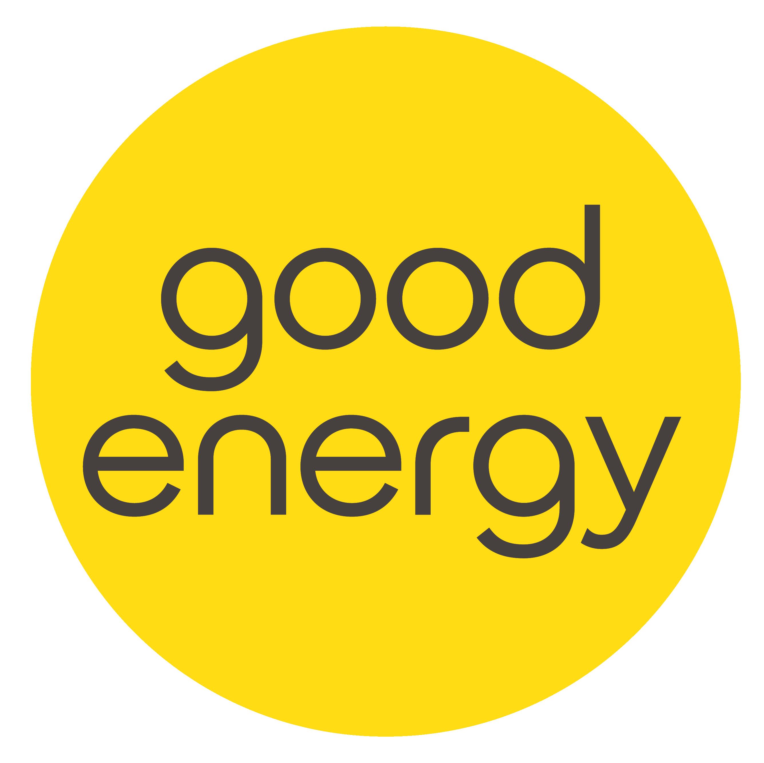 Good Energy Group PLC Logo