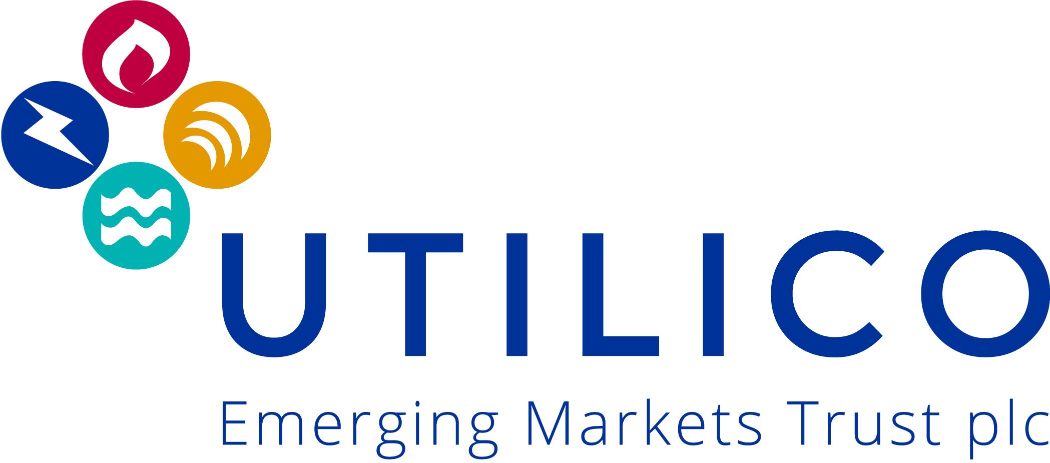 UTILICO EMERGING MARKETS TRUST PLC Logo