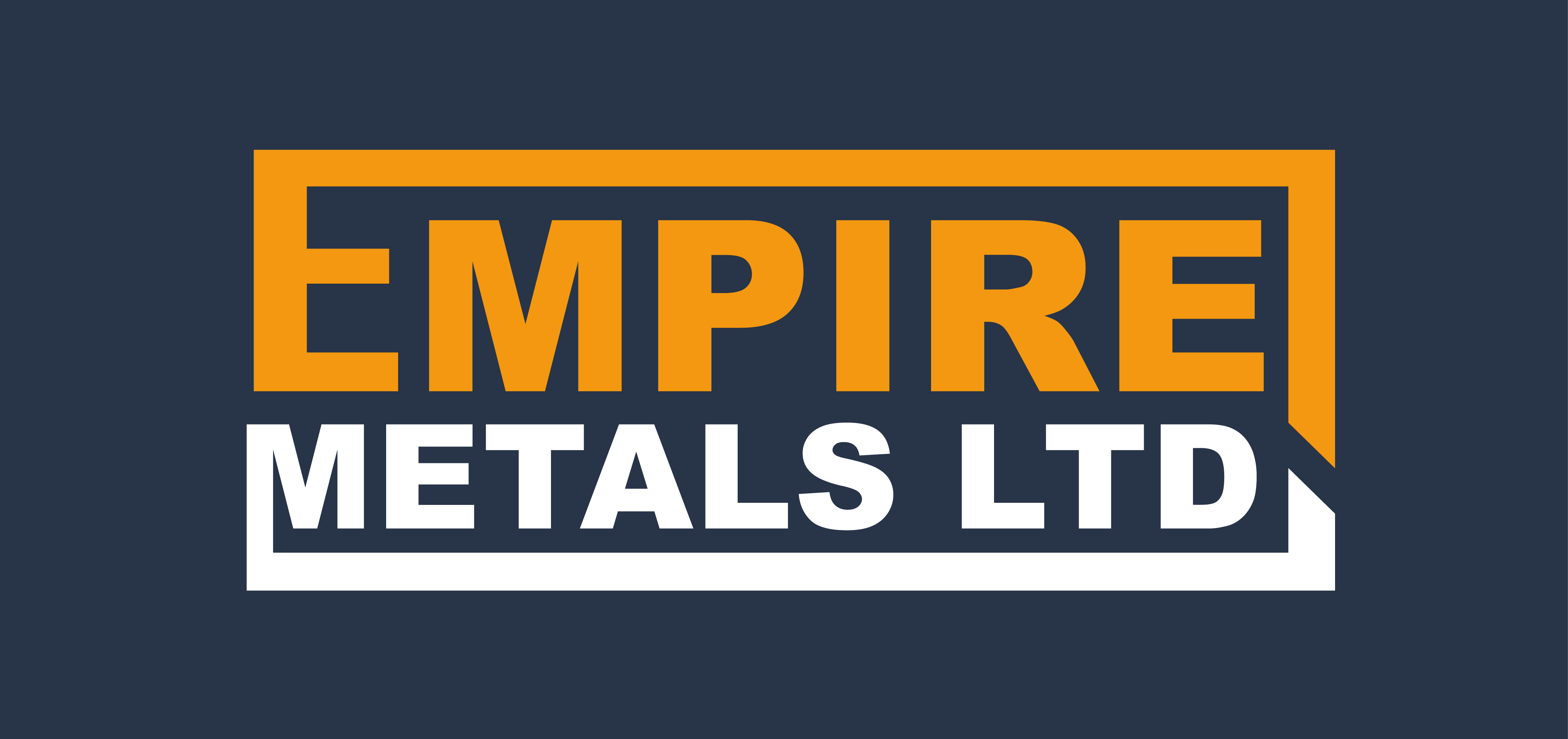 EMPIRE METALS LIMITED Logo