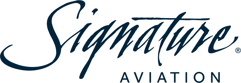 SIGNATURE AVIATION PLC Logo