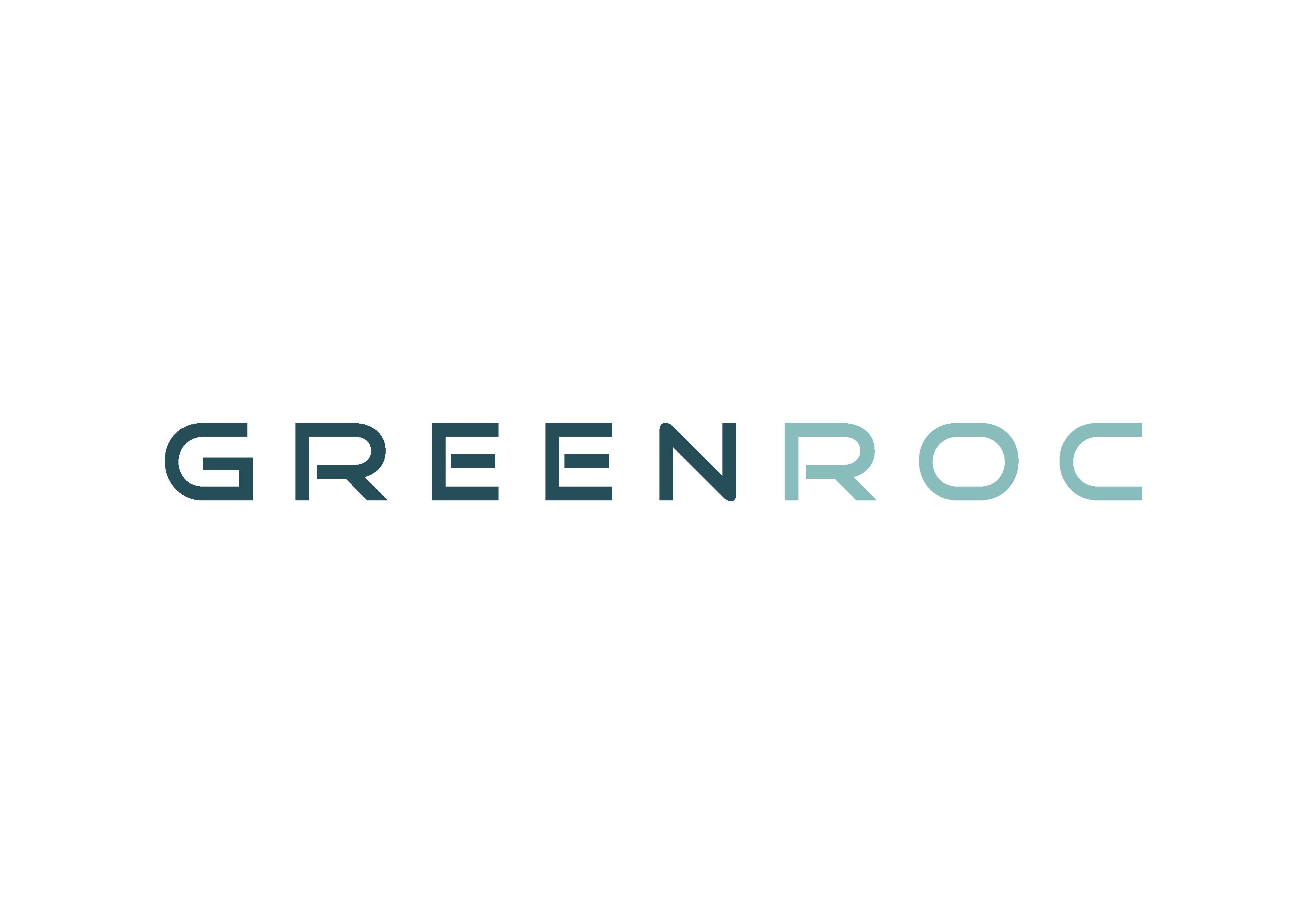 GREENROC MINING PLC Logo