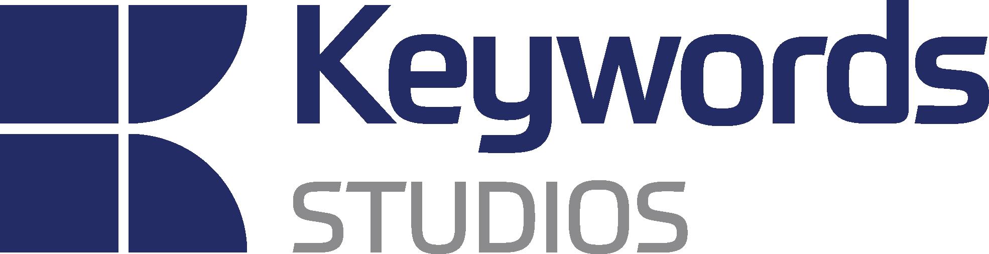 KEYWORDS STUDIOS PLC Logo