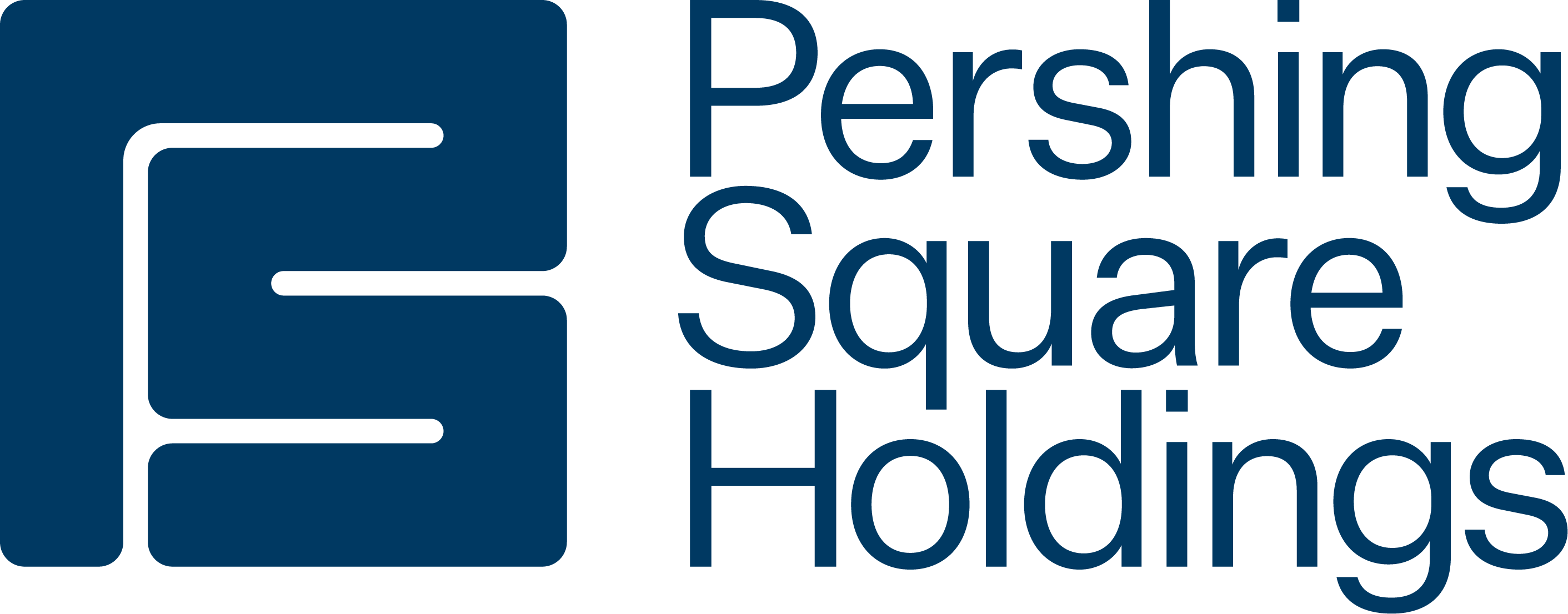 Pershing Square Holdings Ltd Logo