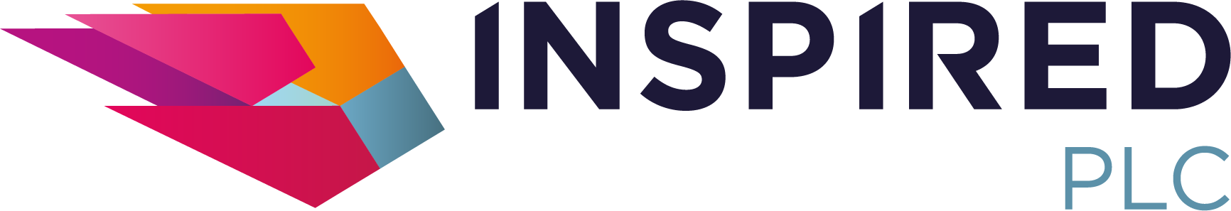 INSPIRED PLC Logo