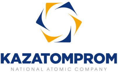 JOINT STOCK COMPANY NATIONAL ATOMIC COMPANY KAZATOMPROM Logo