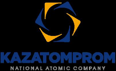 KazAtomProm Logo