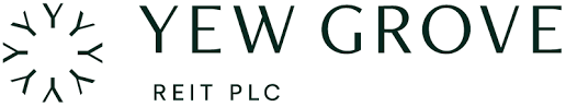 Yew Grove REIT Plc Logo