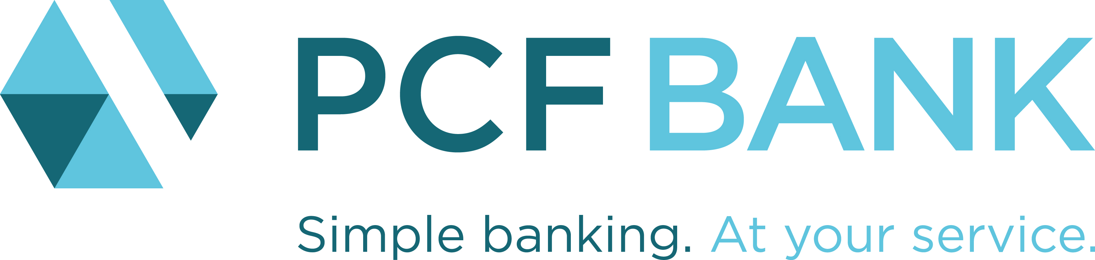 PCF Group PLC Logo