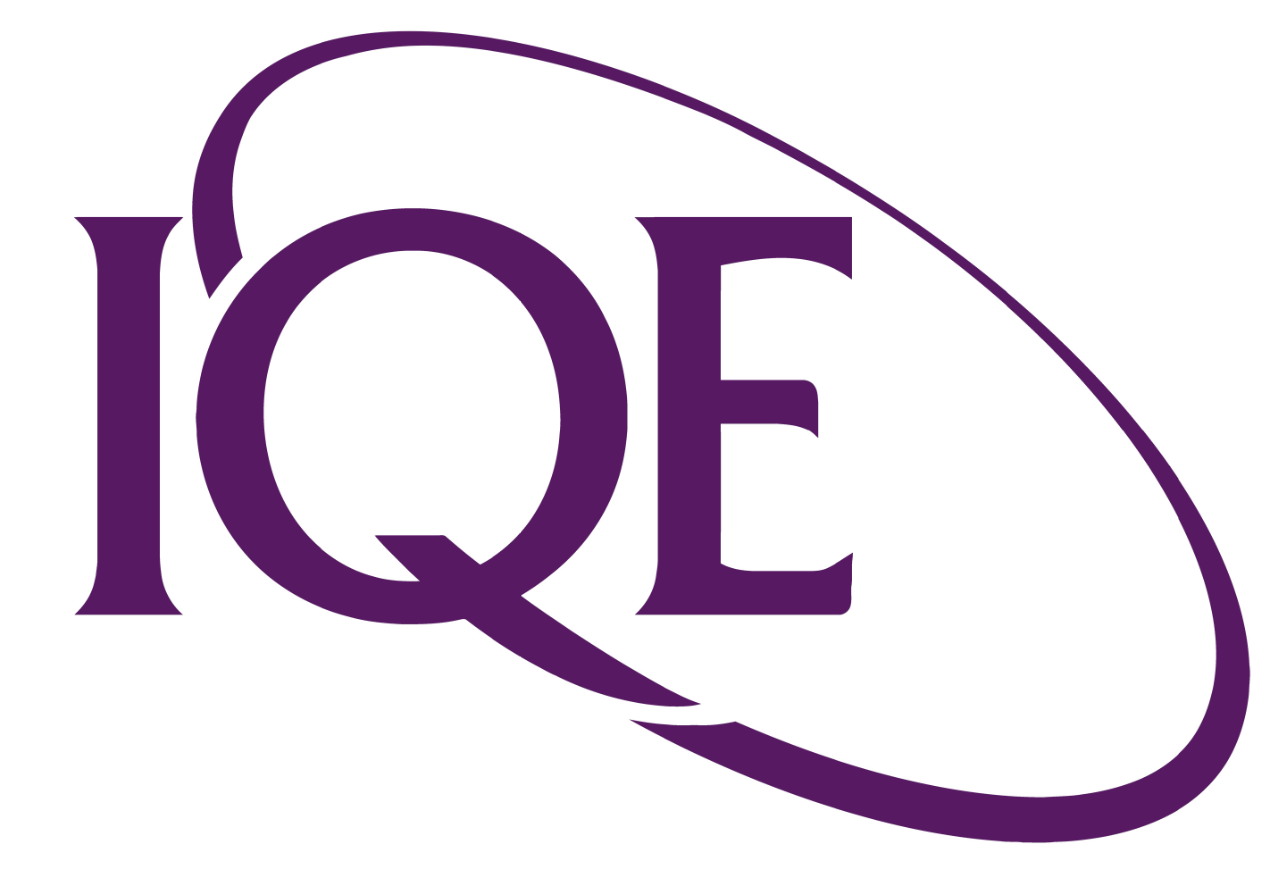 IQE Plc (United Kingdom) Logo