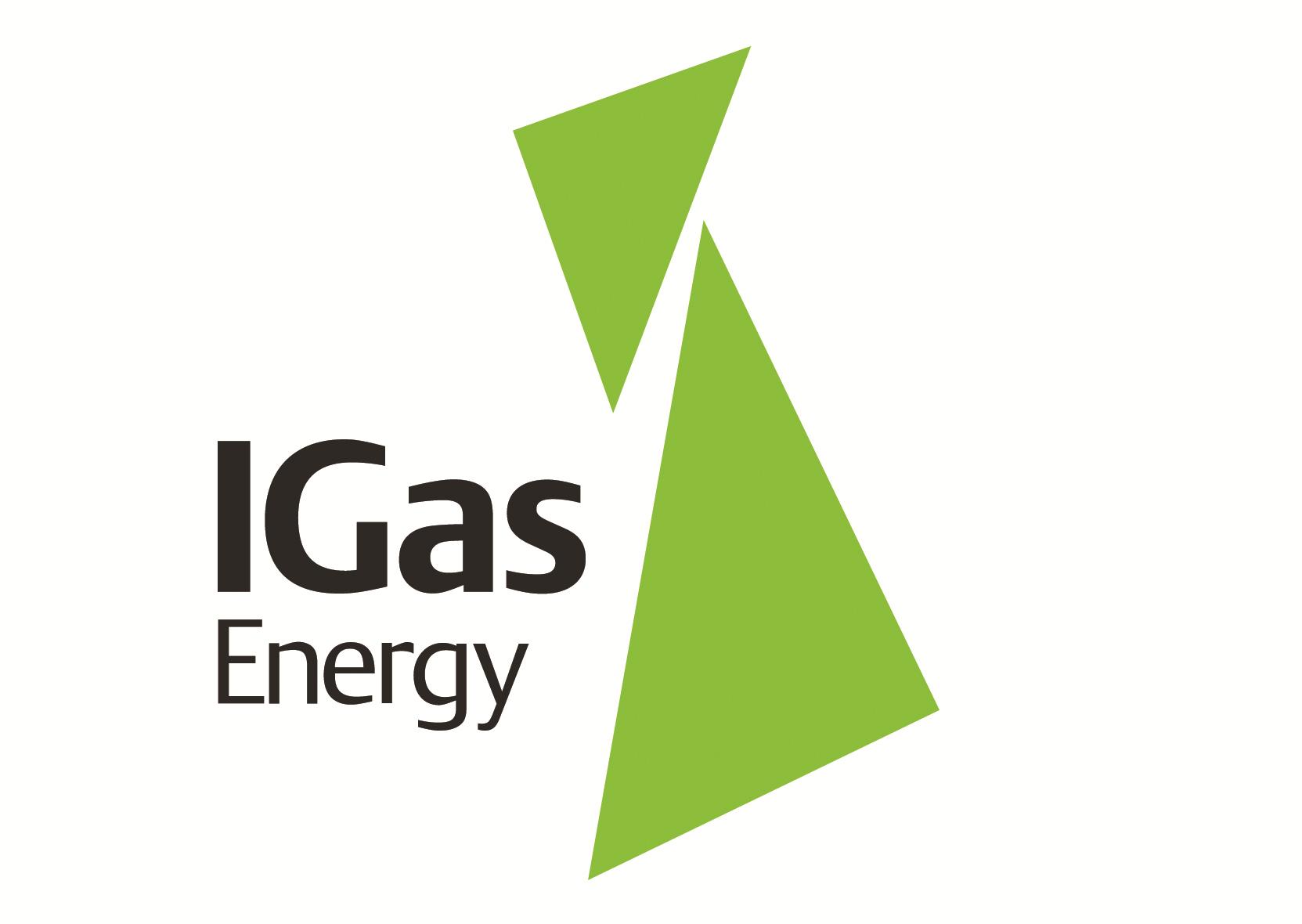 IGAS ENERGY PLC Logo