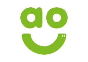 AO World PLC Logo