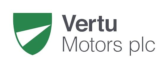 VERTU MOTORS PLC Logo