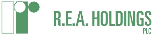 R.E.A. Holdings PLC Logo
