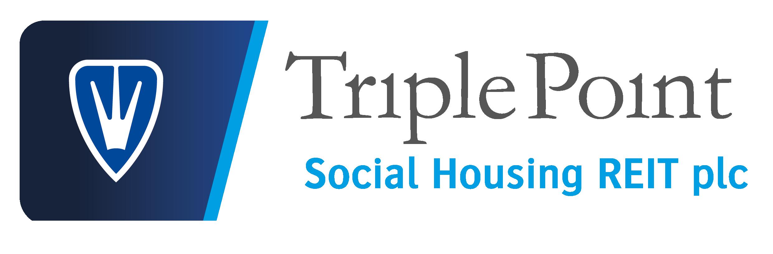 Triple Point Social Housing REIT PLC Logo