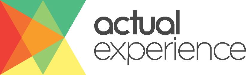 Actual Experience PLC Logo