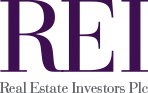 REAL ESTATE INVESTORS PLC Logo