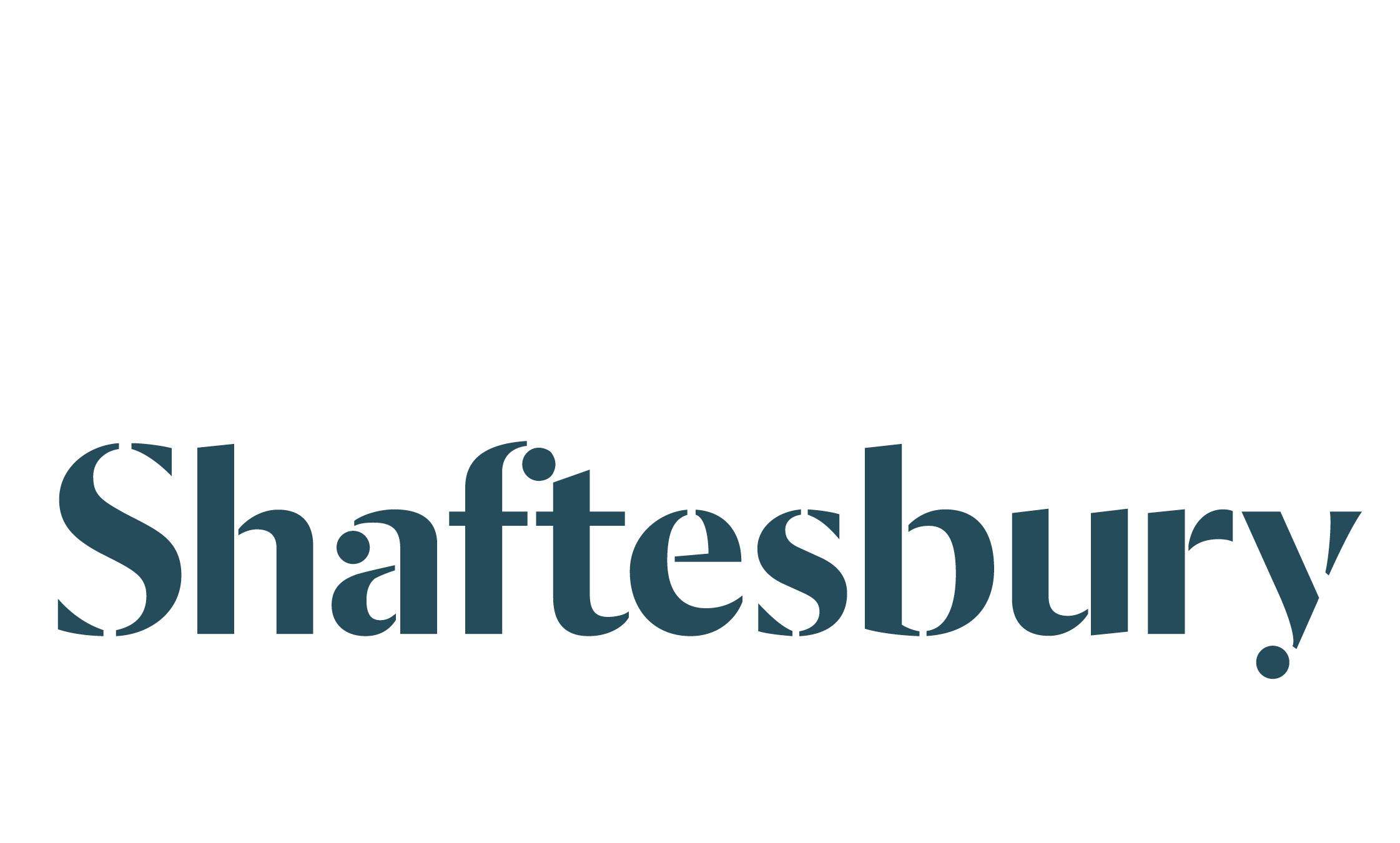 Shaftesbury PLC Logo
