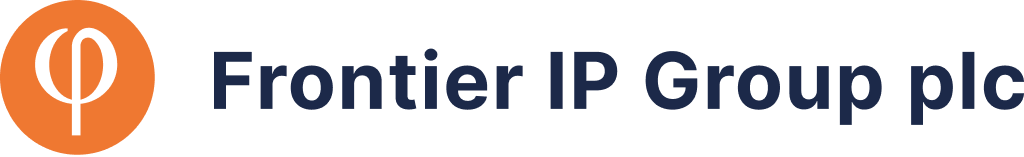Frontier IP Group PLC Logo