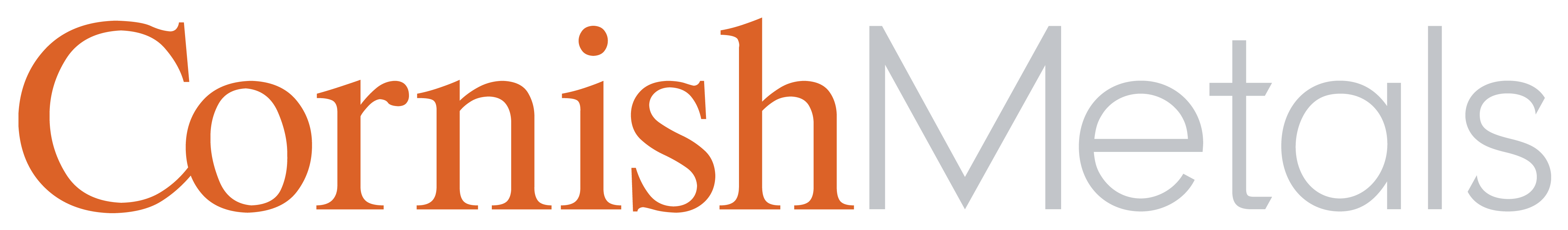 CORNISH METALS INC. Logo