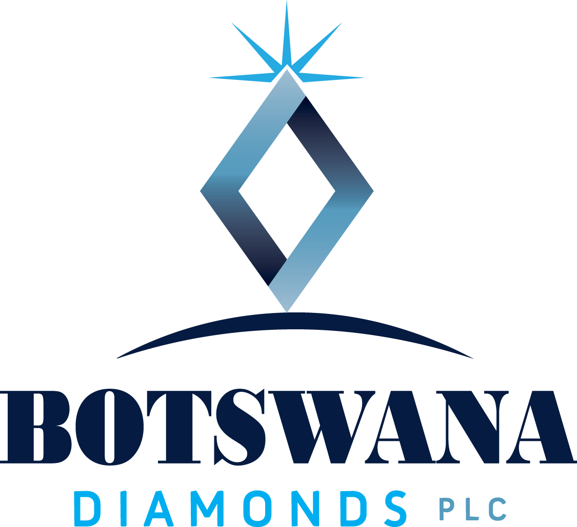 BOTSWANA DIAMONDS PLC Logo