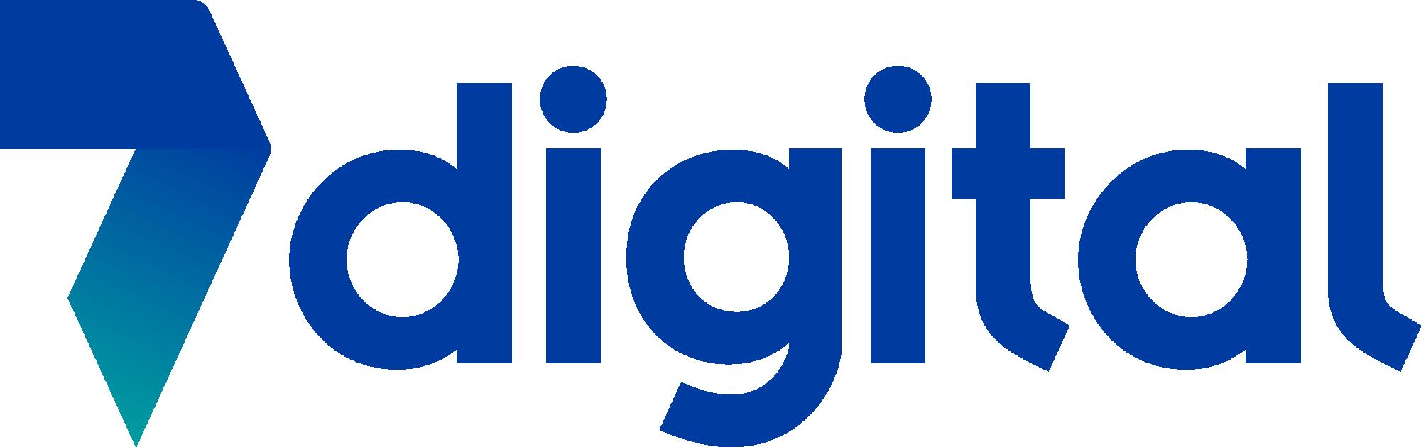7DIGITAL GROUP PLC Logo