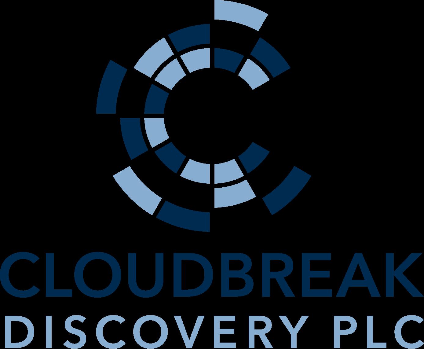 CLOUDBREAK DISCOVERY PLC Logo