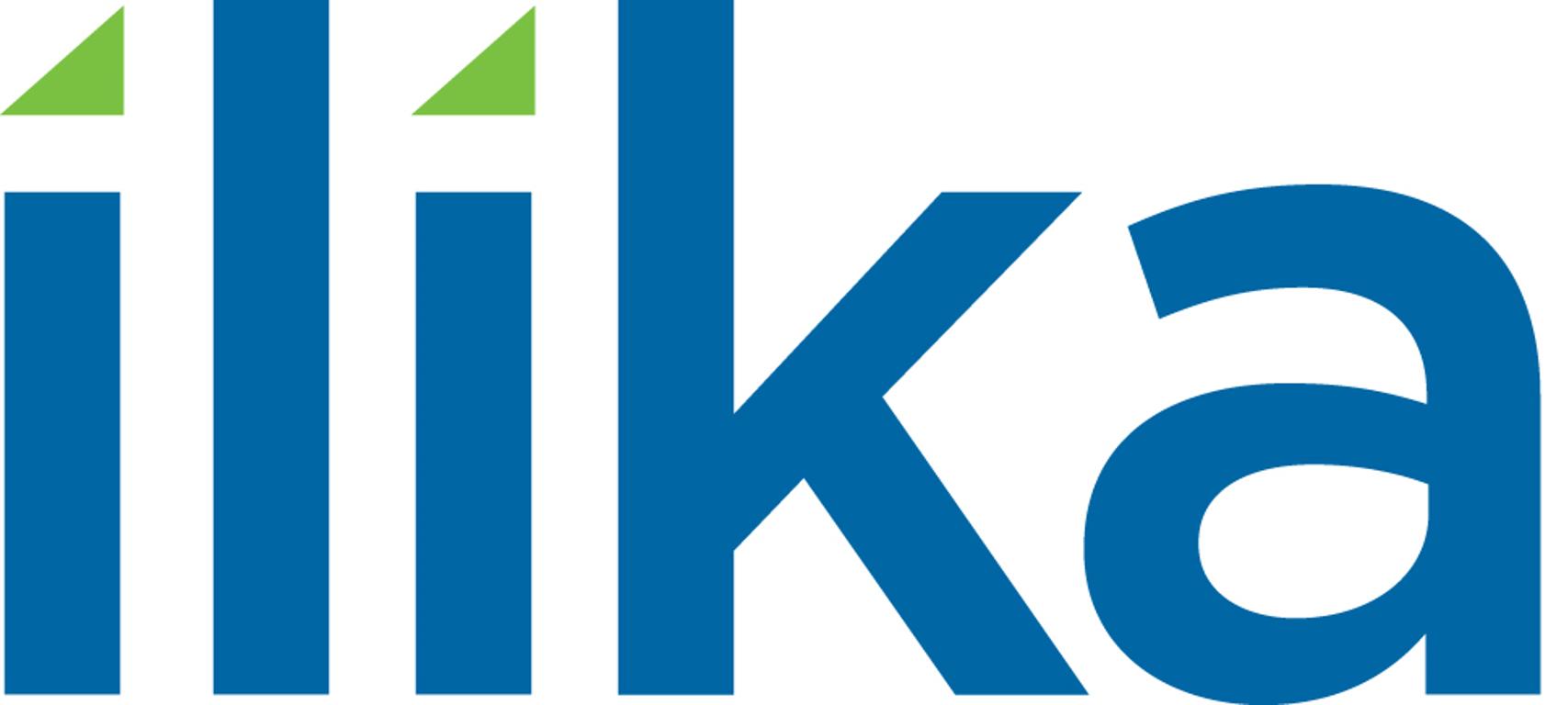 Ilika Plc Logo