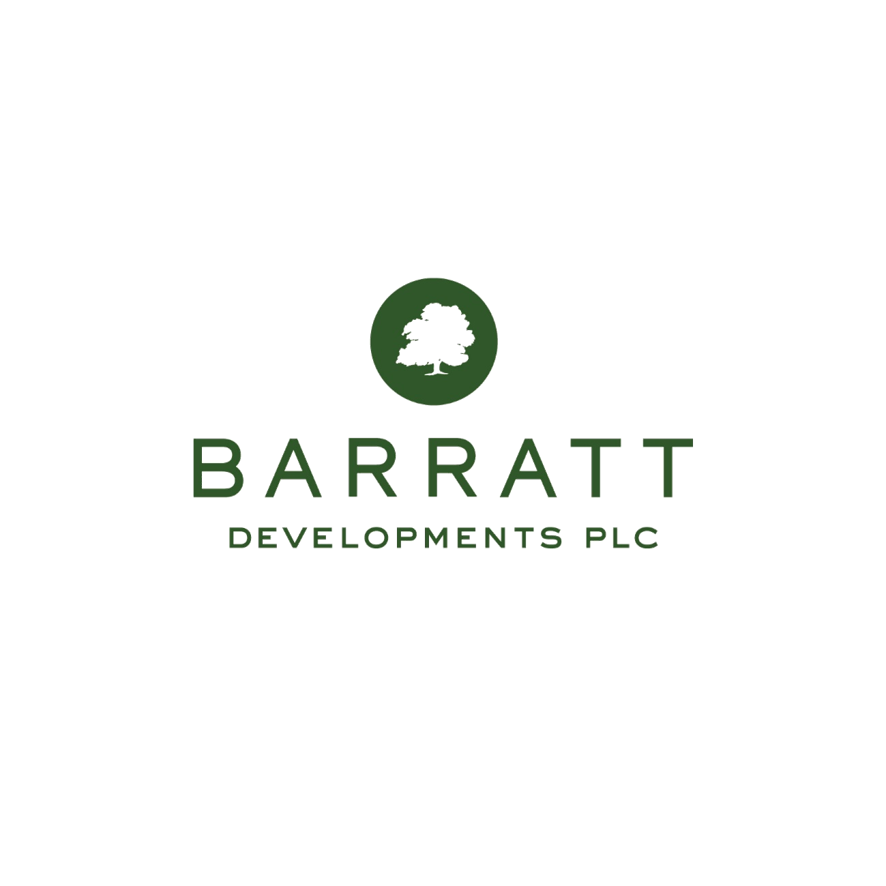 BARRATT DEVELOPMENTS PLC Logo