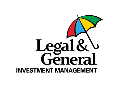 LEGAL AND GENERAL ASSET MANAGEMENT Logo