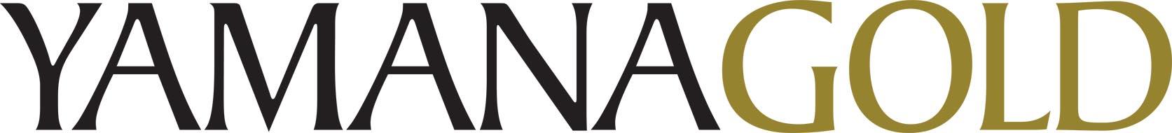 YAMANA GOLD INC. Logo