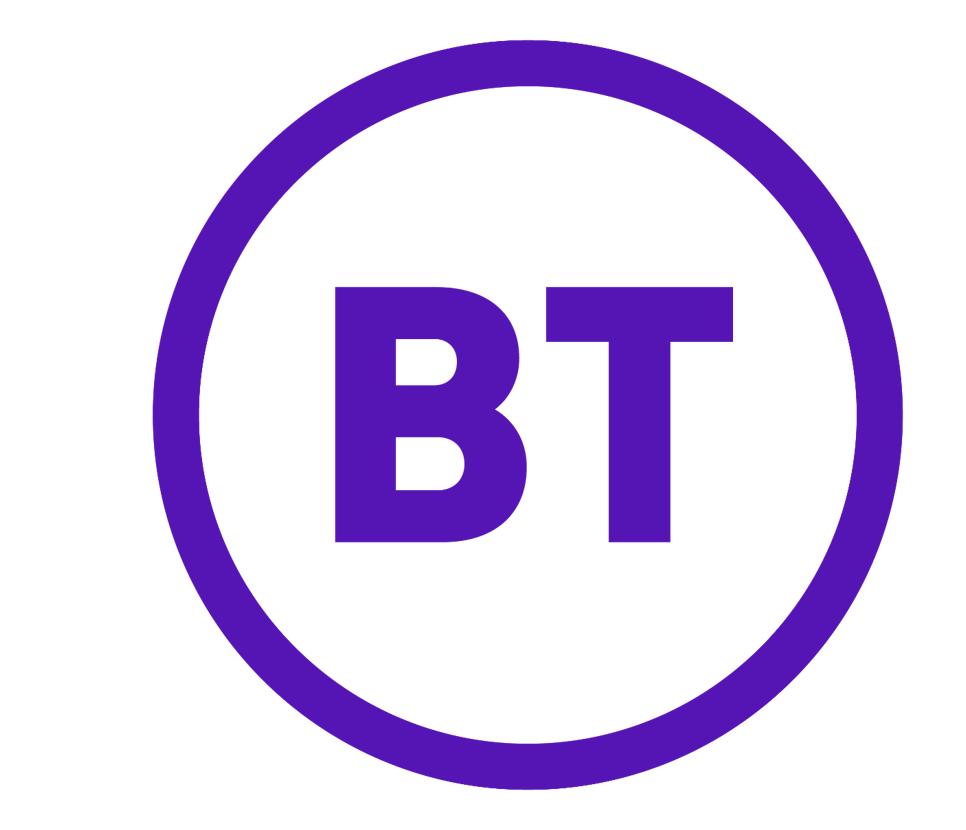 BT GROUP PLC Logo